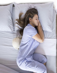 oreiller anti apnée du sommeil