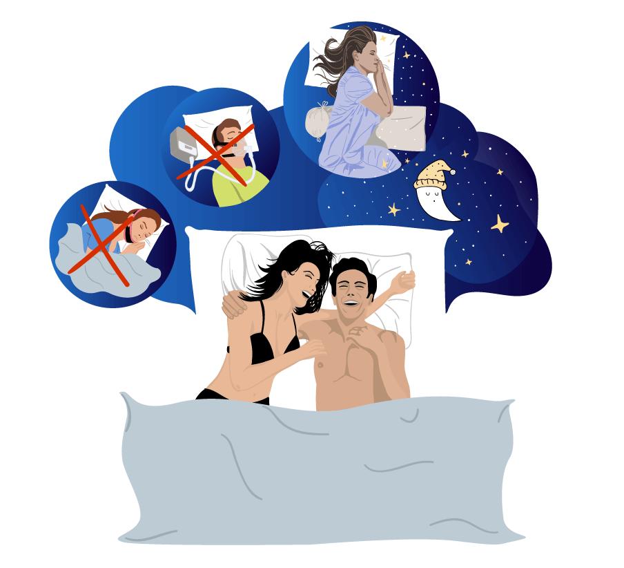 Solution apnée du sommeil